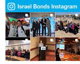 KOL Israel Bonds International Instagram