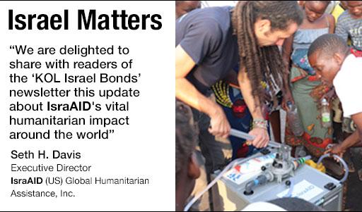 Israel Matters IsraAID's vital humanitarian impact around the world