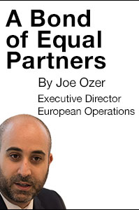 A Bond of Equal Partners