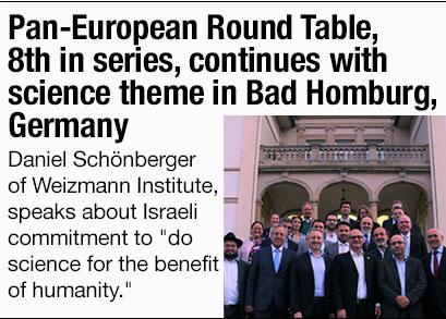 Bad-Homburg round table