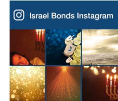 KOL Israel Bonds International Instagram